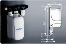 chauffe eau dafi chauffe eau instantan 233 ou mini cumulus dafi ecogam green
