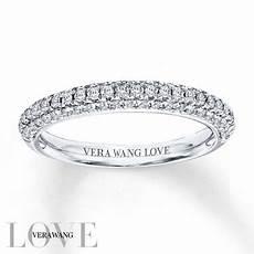 vera wang love 1 2 carat tw diamonds 14k white gold band engagement rings wedding things