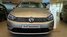 2016 Volkswagen Golf Sportsvan Exterior Interior