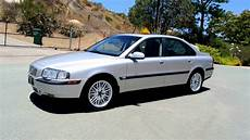 how cars work for dummies 2001 volvo s80 parental controls 2001 volvo s80 t6 executive 1 owner twin charged v6 16k original miles youtube