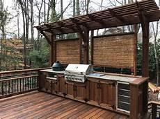dreamy outdoor east cobb kitchen atlanta curb appeal