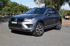 volkswagen touareg 2018 review carsguide