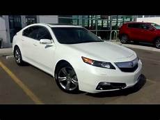 2014 acura tl awd v6 leather navigation rear camera low km s youtube