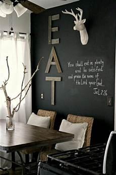 küche gestalten farbe interieur offene k 227 188 che ideen mit schwarz st 227 188 hle und
