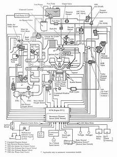 toyota supra engine diagram a day with wiring diagram