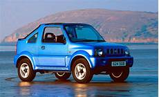 Used Suzuki Jimny Soft Top 2000 2005 Review Parkers