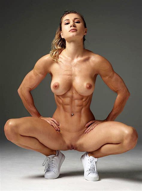 Anastasia Motorina Naked