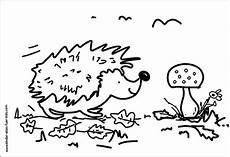 Einfache Malvorlage Igel Einfache Malvorlagen Mit Tieren Ausmalbilder