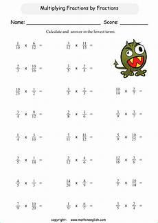 multiplying fractions worksheets homeschooldressage com