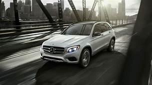 Mercedes Benz GLC Wins 2017 Motor Trend SUV Of The Year Award