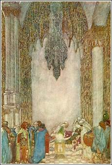 Wagner Illustration 187 187 Auf - willy pogany parsifal 1912 edition null entropy