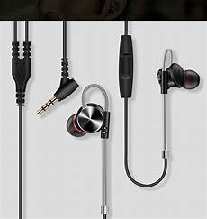 M28i Type Metal Magnetic Earphone Bass by 3 5mm W3 Magnetic In Ear Earphone Bass Mic