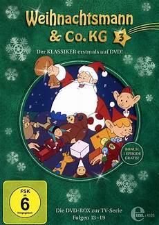 weihnachtsmann co kg vol 3 folgen 13 19 dvd