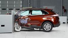 ford edge test 2015 ford edge driver side small overlap iihs crash test