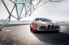 Bmw Vision Next 100 Concept Previews Future Tech Design