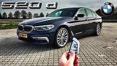 Bmw 5 Series 2017 Review G30 520d Test Drive By