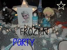 theme anniversaire reine des neiges 22 anniversaire th 232 me la reine des neiges frozen