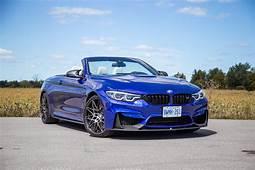 Review 2020 BMW M4 Competition Cabriolet  CAR