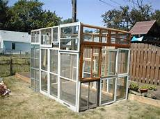 How To Build A Greenhouse From Windows Diy Projects