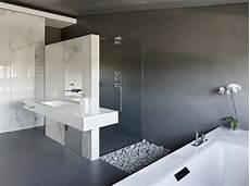 badezimmer grau weiß holz interesting inspiration bad grau weiss die besten 25