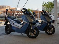 Bmw C Evolution Gets A Range Version Pushevs