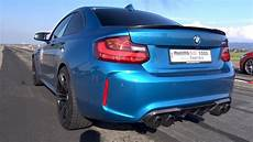 bmw m2 f87 w remus cat back sport exhaust system youtube