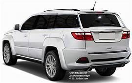 Upcoming Dodge Ram And Jeep Trucks SUVs  Camioneta