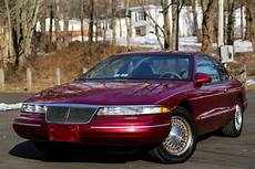 how to work on cars 1995 lincoln mark viii interior lighting 1995 lincoln mark viii for sale