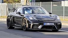 Porsche Gt4 Rs - porsche cayman gt4 rs spied 718 to receive rennsport