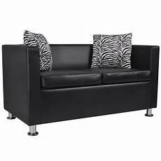 2 sitzer sofa ebay sofa 1 2 sitzer schlafsofa sessel kunstleder sessel