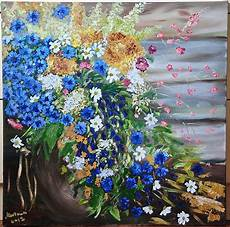 fiori in pittura fiori di co vendita quadro pittura artlynow