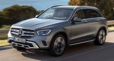 2020 mercedes glc goes on sale in the uk priced from