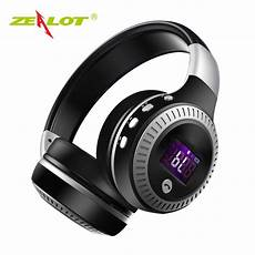 Zealot Bluetooth Earphone Mini Wireless Headphone by Zealot B19 Bluetooth Headphones Wireless Stereo Earphone