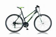 ktm one trekkingbike damen grey white green