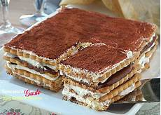 dolci con crema pasticcera e nutella mattonella di biscotti crema al mascarpone e nutella ricette dolci