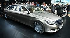 mercedes maybach s600 pullman is the epitome of three