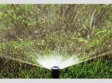 Fort Collins Sprinkler Turn On & Shut Off   Sprinkler Blow Out