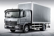 Yeni Mercedes Atego Civil Engineer