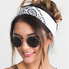 bandana cheveux femme new 2017 korea style hair accessories linen bandana