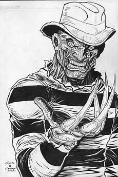 Ausmalbilder Erwachsene Horror Terror Coloring Coloring Pages