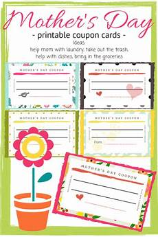 s day printable coupons 20520 free s day printable coupon cards favecrafts