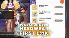 ragnarok mobile ro warm winter headwear daily sign in