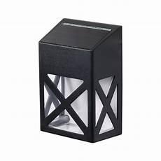westinghouse solar black integrated led fence light q07cj1601 08 the home depot