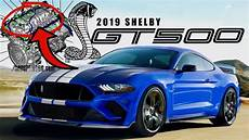 2019 shelby gt500 confirmed by ford leaked data