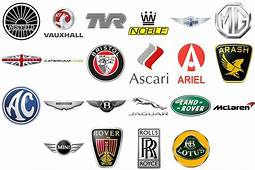 British Car Brands Companies And Manufacturers  World