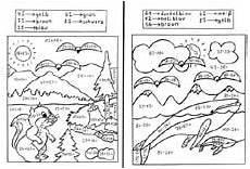 ausmalbilder mathematik grundschule 05 ausmalbilder