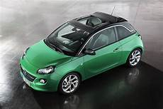 opel adam farbpalette opel adam gets new swing top roof and greater efficiency