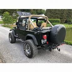 jeep wrangler yj 4 2l hansen porsche vintage