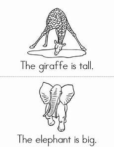 zoo animals coloring pages for kindergarten 17052 129 best images about animal readers coloring pages and worksheets on