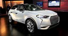 Electric Ds3 Crossback E Tense Blends Style With